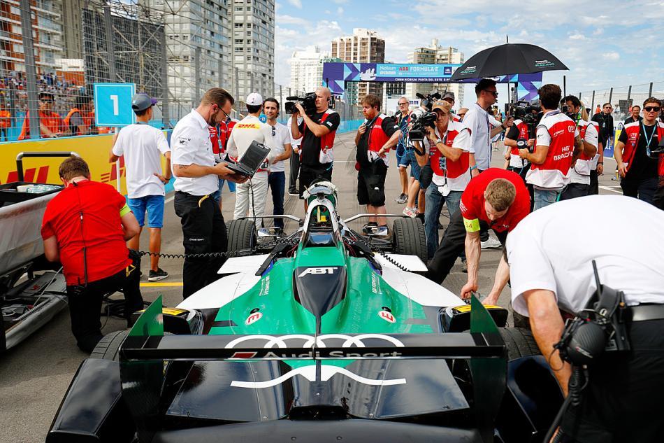 El retorno de la Fórmula E a la rambla de Punta del Este